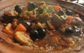 Steak from the Tajine